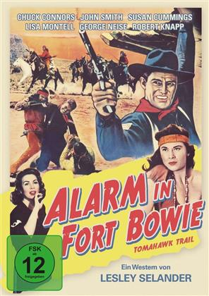 Alarm in Fort Bowie (1957)