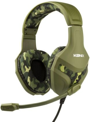 KONIX - Mythics Gaming Headset - PS-400 Camouflage
