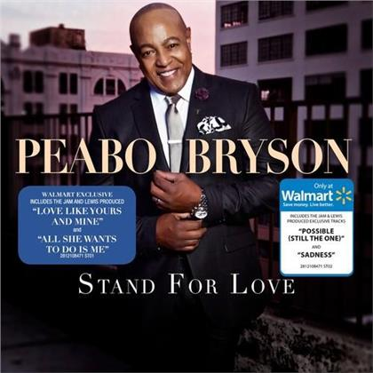 Peabo Bryson - Stand For Love (Deluxe Edition)