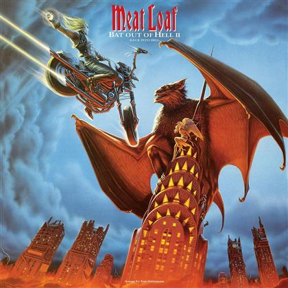 Meat Loaf - Bat Out Of Hell II (2019 Reissue, 2 LPs)