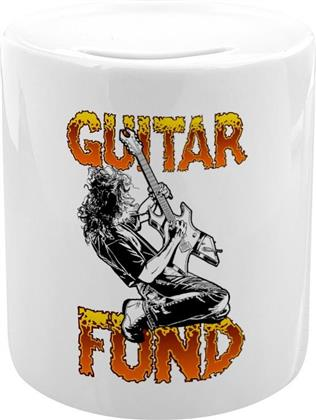 Guitar Fund Money Box