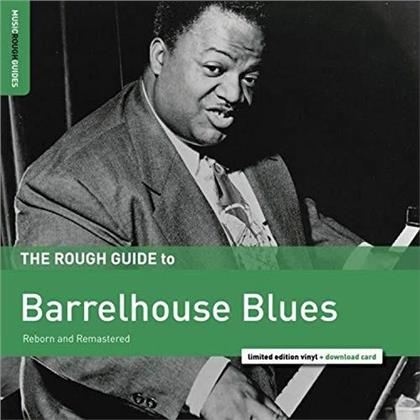 Rough Guide To Barrelhouse Blues (LP)