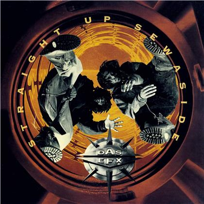 Das EFX - Straight Up Sewaside (2019 Reissue, Music On Vinyl, LP)