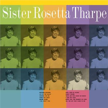 Sister Rosetta Tharpe - With The Tabernacle Choir (LP)