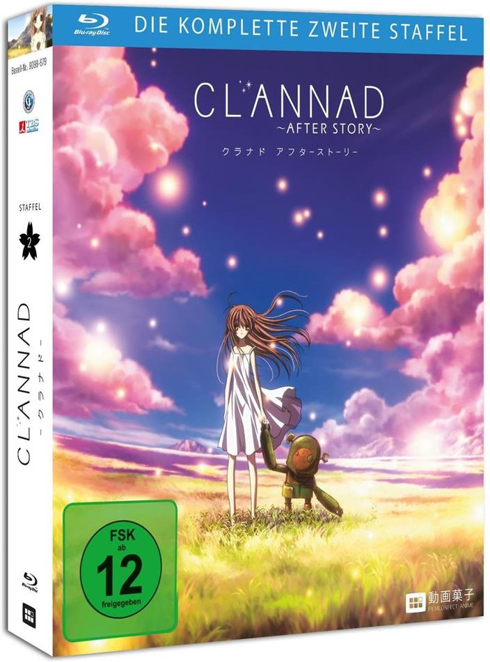 Clannad After Story - Staffel 2 (4 Blu-rays)