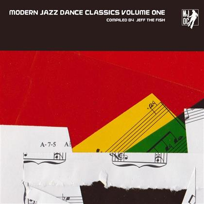 Modern Jazz Dance Classics Volume One (LP)