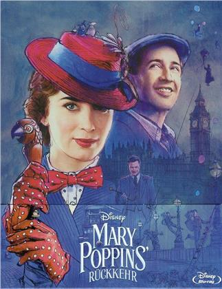 Mary Poppins Rückkehr (2018) (Limited Edition, Steelbook)