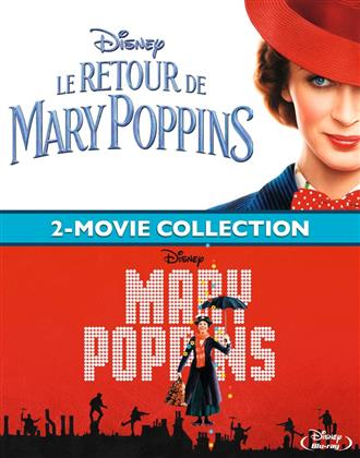 Le retour de Mary Poppins & Mary Poppins - 2-Movie Collection (2 Blu-rays)