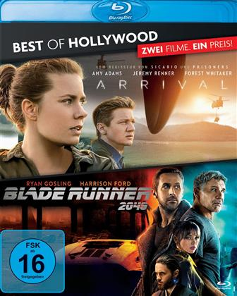 Arrival / Blade Runner 2049 (Best of Hollywood, 2 Blu-rays)
