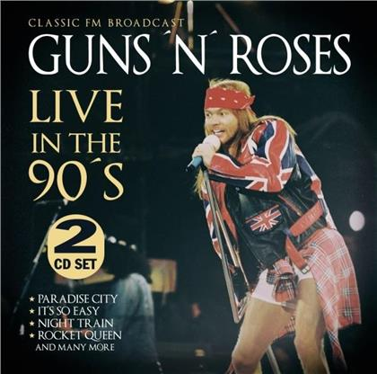 Guns N' Roses - Live In The 90's (2 CDs)