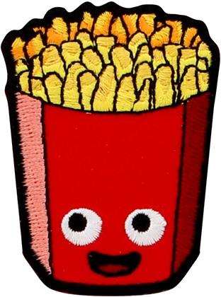 Happy Fries - Patch