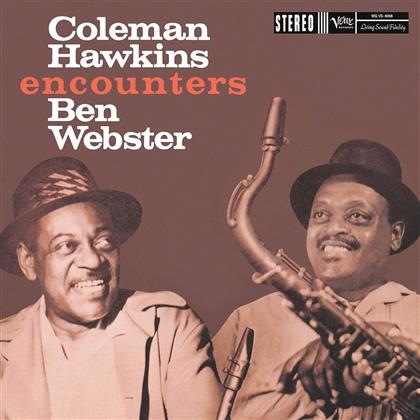 Coleman Hawkins - Encounters Ben Webster (2019 Reissue, LP)