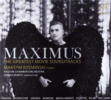 Maksym Rzeminski & Radom Chamber Orchestra - Maximus - The Greatest Movie Soundtracks