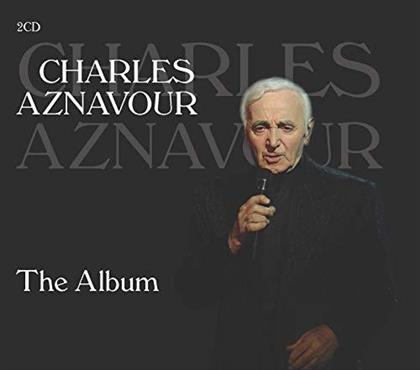 Charles Aznavour - The Album (2 CDs)