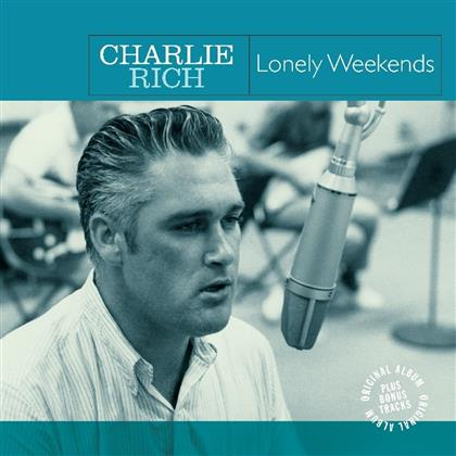 Charlie Rich - Lonely Weekends (Vinyl Passion, LP)