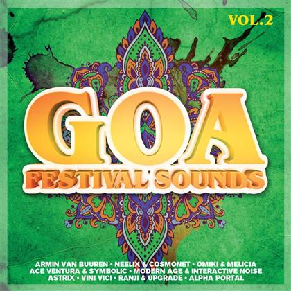 Goa Festival Sounds Vol. 2 (2 CDs)