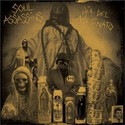 DJ Muggs (Cypress Hill) - Soul Assassins: Dia Del Asesinato (LP)