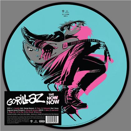 Gorillaz - The NowNow (2019 Release, Picture Disc, LP)