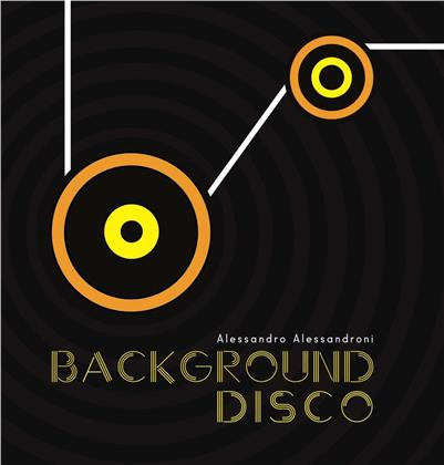 "Alessandro Alessandroni - Background Disco (12"" Maxi)"