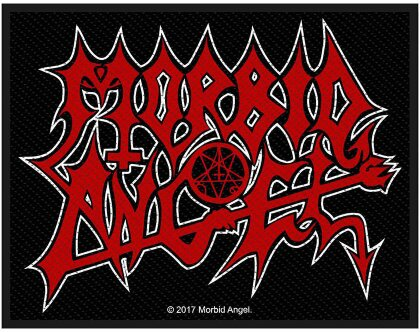 Morbid Angel Standard Patch - Logo (Loose)