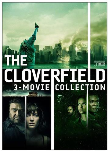 The Cloverfield 3-Movie Collection (3 DVDs)