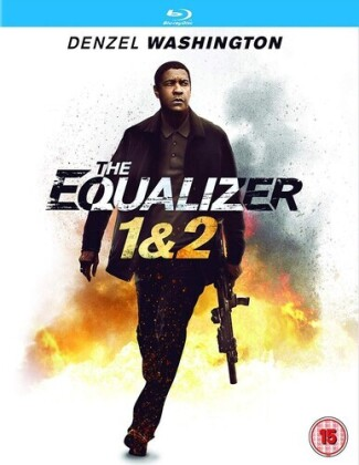 The Equalizer 1&2 (2 Blu-rays)
