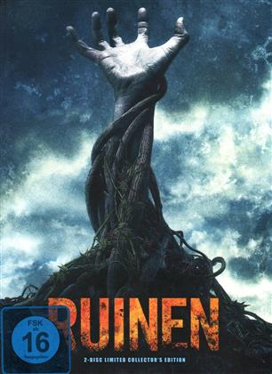 Ruinen (2008) (Cover C, Collector's Edition, Limited Edition, Mediabook, Blu-ray + DVD)