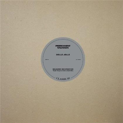 "John Talabot & Dolle Jolle - Permanent Vacation - Classic Vol. 1 (12"" Maxi)"