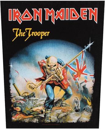 Iron Maiden Musik Fanartikel & Merchandise The Trooper Flachmann Verkaufspreis