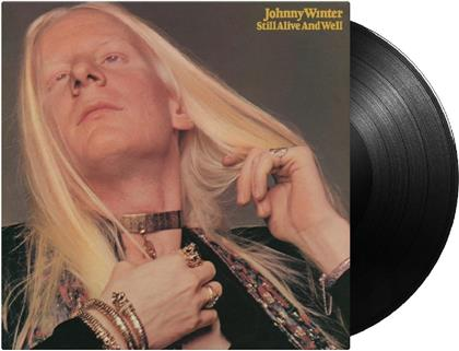 Johnny Winter - Still Alive & Well (Music On Vinyl, 2019 Reissue, LP)