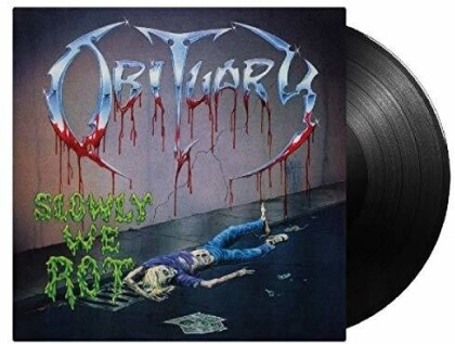 Obituary - Slowly We Rot (Music On Vinyl, 2019 Reissue, Colored, LP)