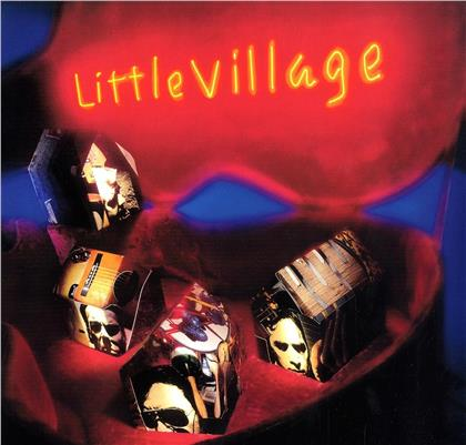 Little Village (Cooder/Hiatt/Lowe/Kelt.) - --- (2019 Reissue, Limited Edition, Blue Vinyl, LP)