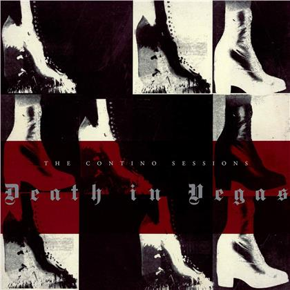Death In Vegas - The Contino Sessions (Music On Vinyl, 2019 Reissue, Red Vinyl, 2 LPs)