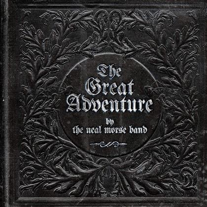 The Neal Morse Band - The Great Adventure (Deluxe Edition, 2 CDs + DVD)