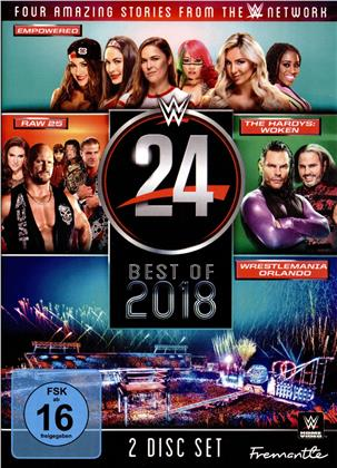 WWE: 24 - The Best Of 2018 (2 DVDs)