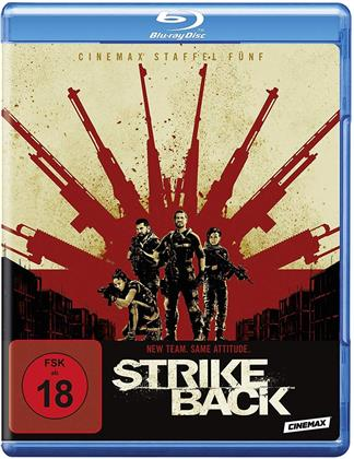 Strike Back - Staffel 5 (3 Blu-rays)