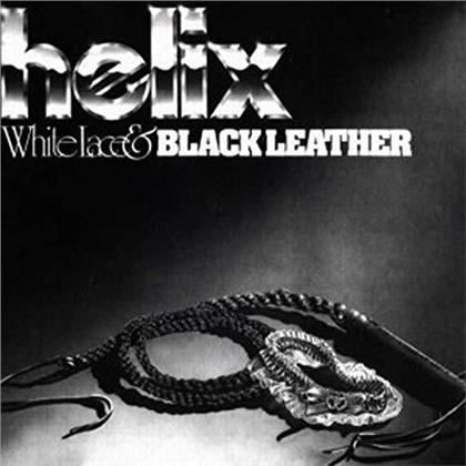 Helix - White Lace & Black Leather (40th Anniversary Edition)