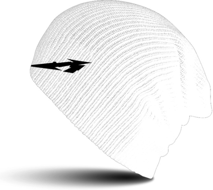 Metallica - Glitch M Circle - White (Beanie)