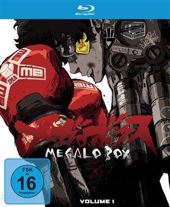 Megalo Box - Vol. 1 (Sammelschuber, Limited Edition)