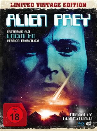Alien Prey (1977) (Limited Vintage Edition, Mediabook, Uncut, Blu-ray + DVD)