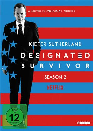Designated Survivor - Staffel 2 (6 DVDs)