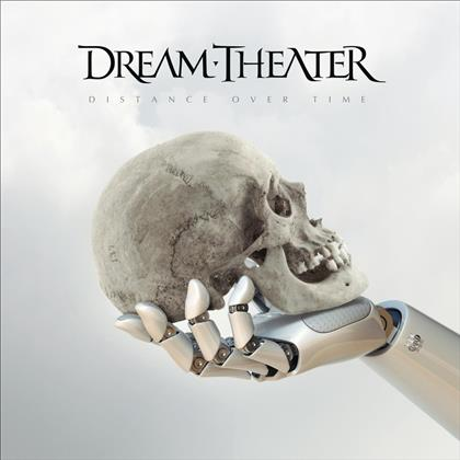 Dream Theater - Distance Over Time (Standard CD Jewelcase)