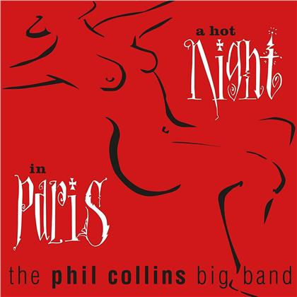 Collins Phil & Big Band - A Hot Night In Paris (2019 Reissue, Deluxe Edition, LP)
