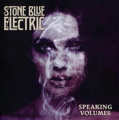 Stone Blue Electric - Speaking Volumes (Digipack)