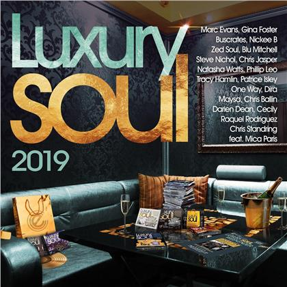 Luxury Soul 2019 (3 CDs)