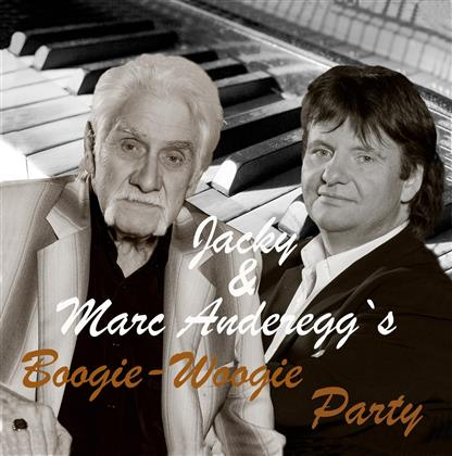 Jacky Anderegg & Marc Anderegg - Jacky & Marc Anderegg's Boogie-Woogie Party