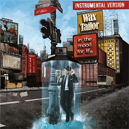 Wax Tailor - In The Mood For Life (Instrumental Edition, 2018 Reissue, 2 LPs)