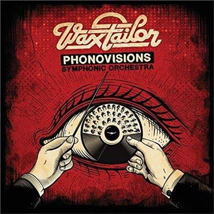 Wax Tailor - Phonovisions Symphonic Orchestra (2018 Reissue, 3 CDs)