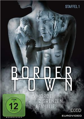 Bordertown - Staffel 1 (4 DVDs)