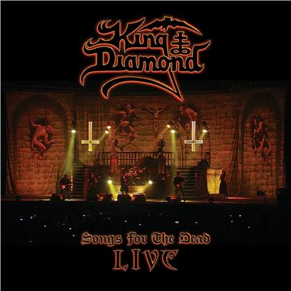 King Diamond - Songs For The Dead - Live (CD + 2 DVDs)